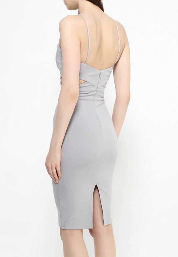 9c6fc3213fb Вечернее   коктейльное платье женское LOST INK. (ЛОСТ ИНК.)  SS16LIW1502013201 купить за