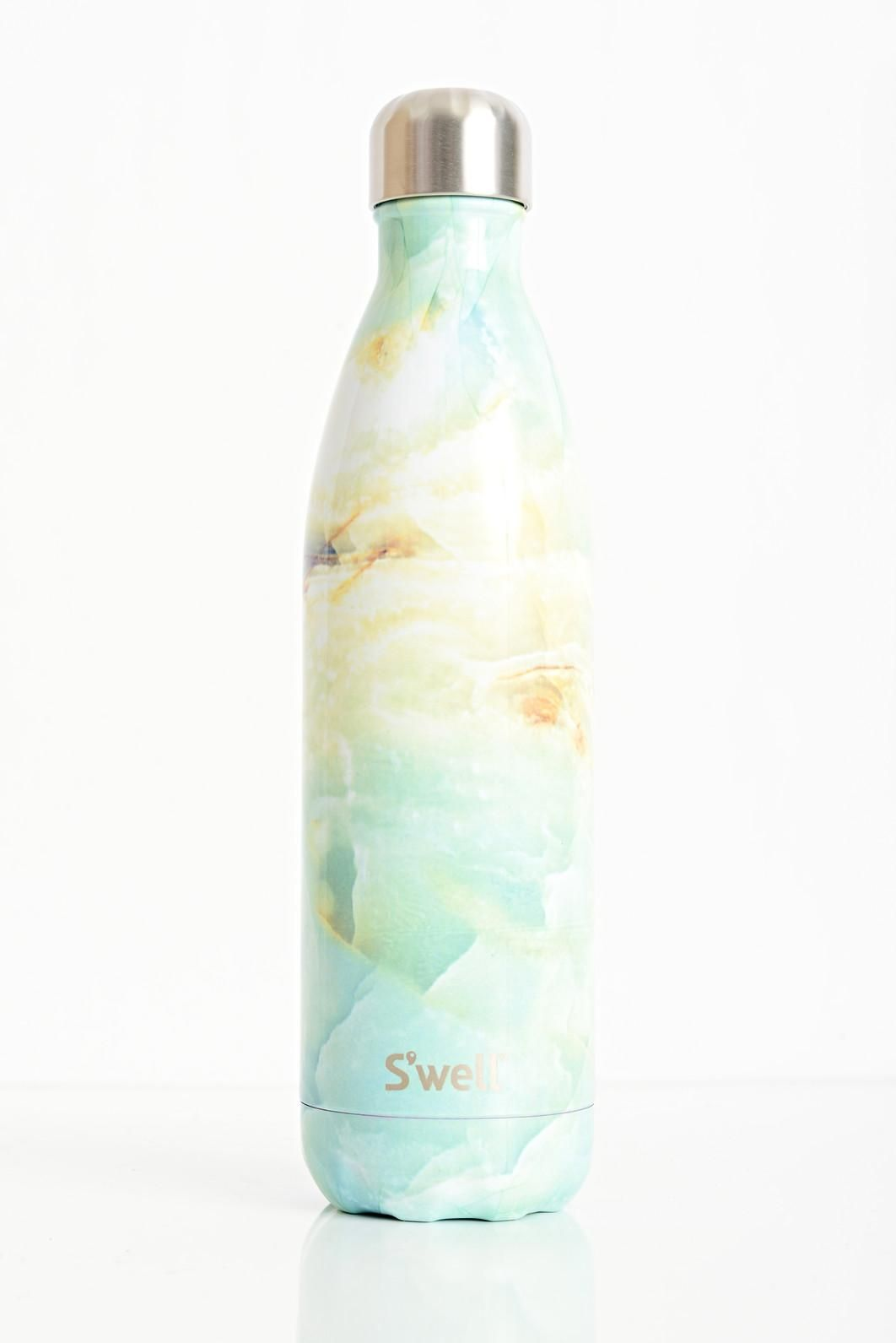 swell opal marble 25 oz water bottle south moon under - Swell Waterbottle