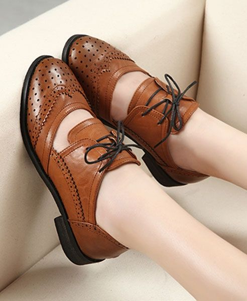 Oxfords. <3 <3 <3