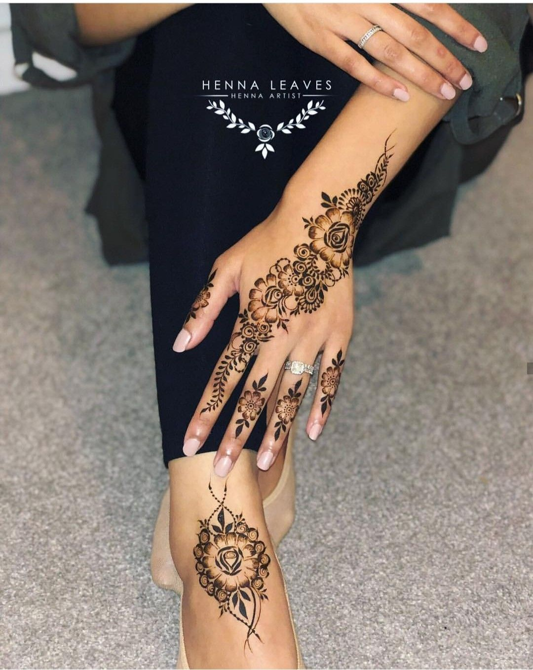 Pin By Mirela Aljic On Henna Tattoos Henna Tattoo Designs Henna