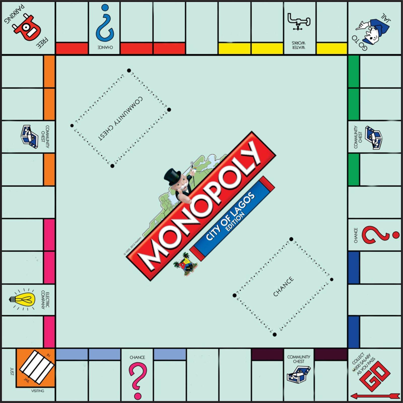 Pin von Larry McDoug auf Monopoly board games | Pinterest