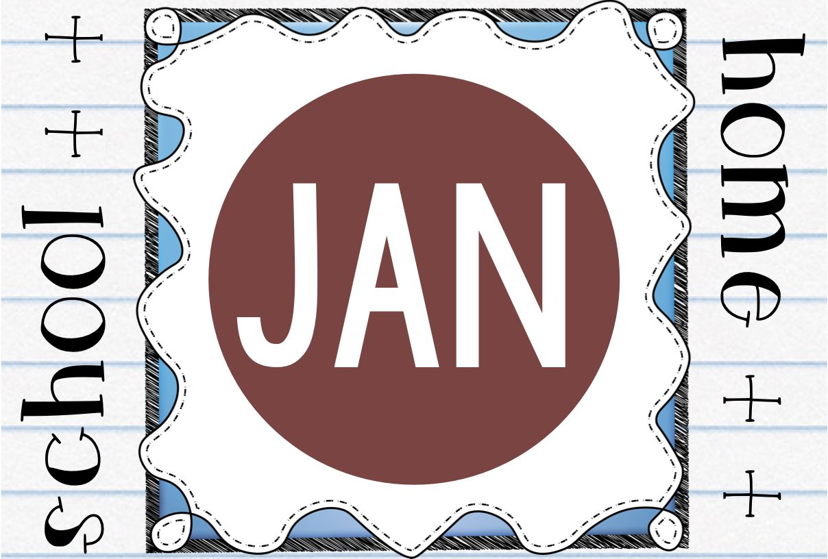 seasonal resources for January and thereabouts pinterest