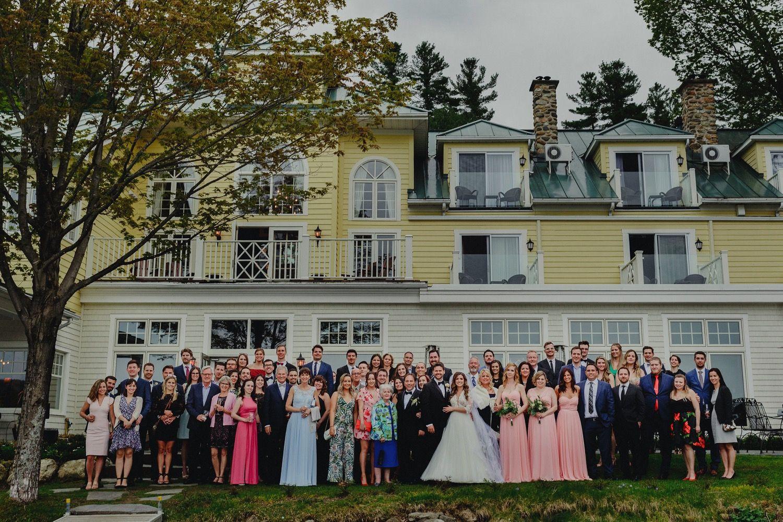 Ripplecove Inn Wedding | Quebec in 2020 | Wedding ...