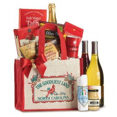 Goodliest Land Gift Tote - Gifts & Gift Baskets - Southern Season www.southernseason.com