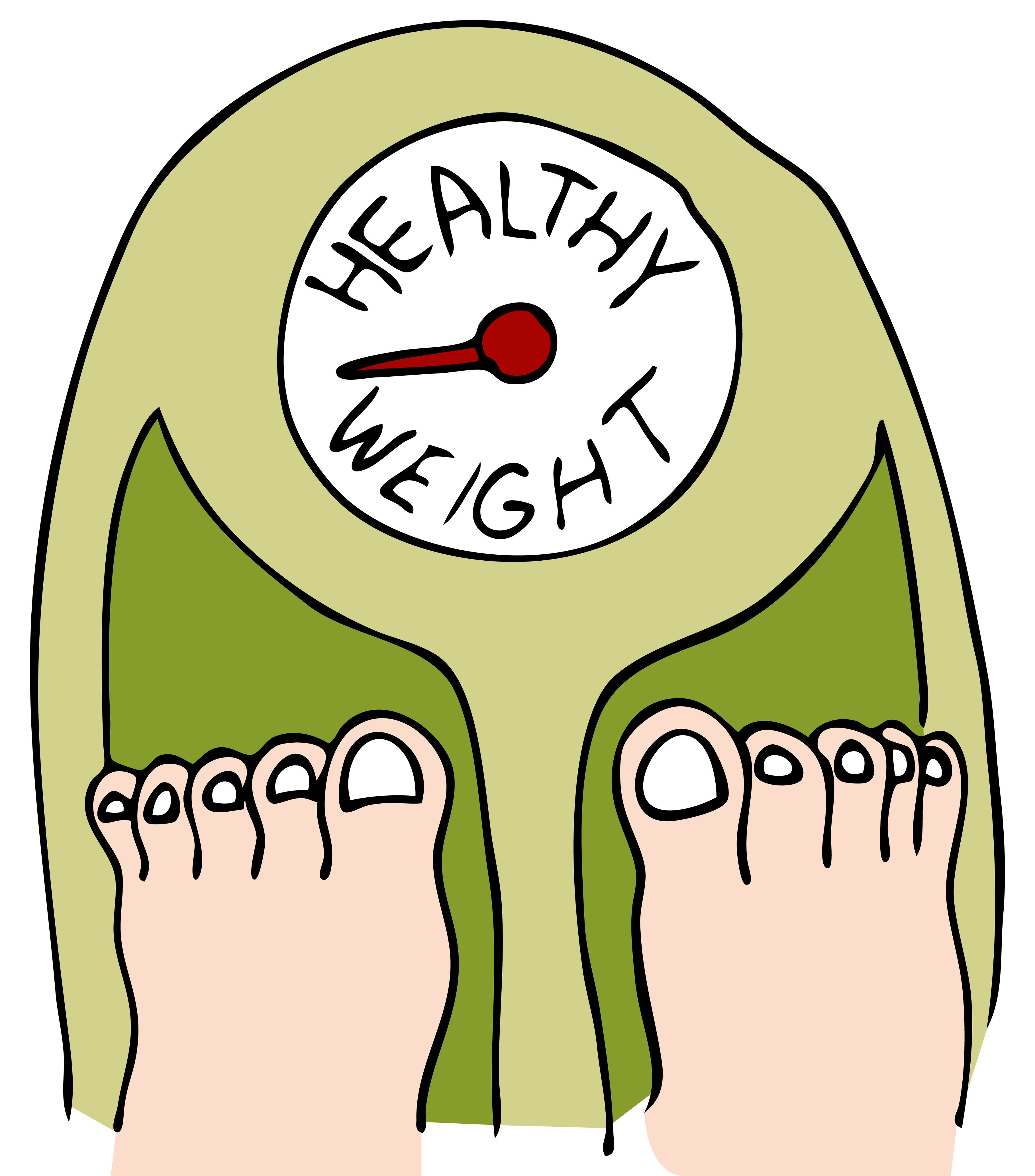 Weight Loss Clipart