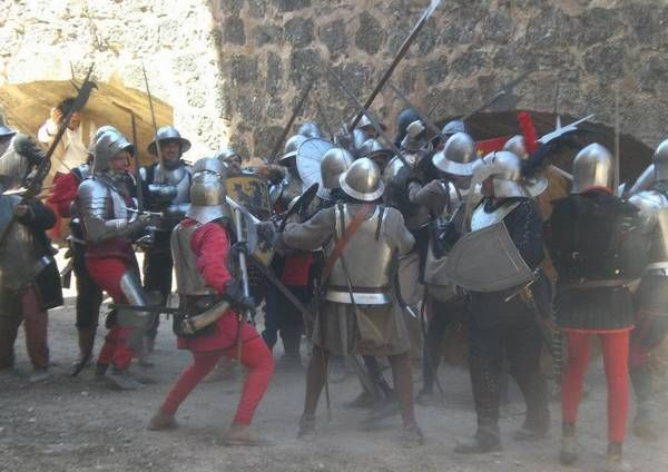 II Jornadas Recreación Histórica del siglo XV