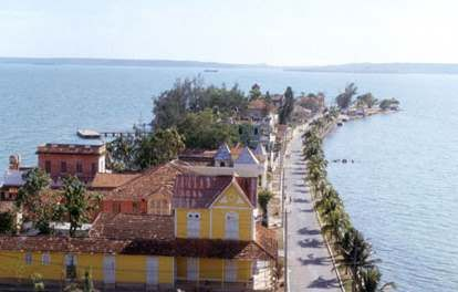 Cienfuegos, Cuba. #cubaisland