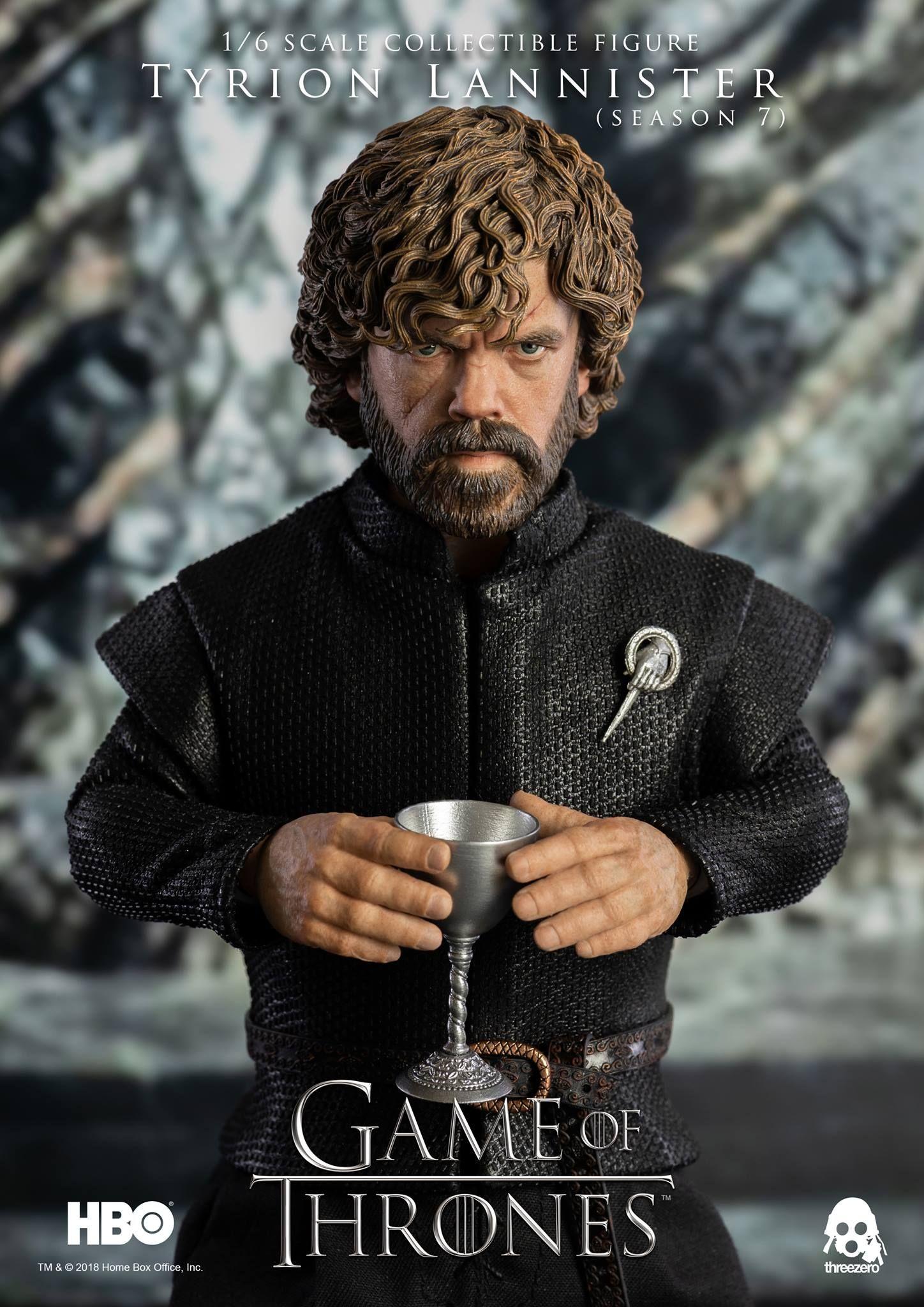 Season 7 Deluxe Version 1//6 Threezero HBO Game of Thrones GOT Tyrion Lannister