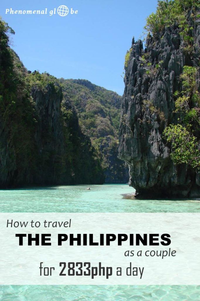How Much Does It Cost To Travel To The Philippines ...