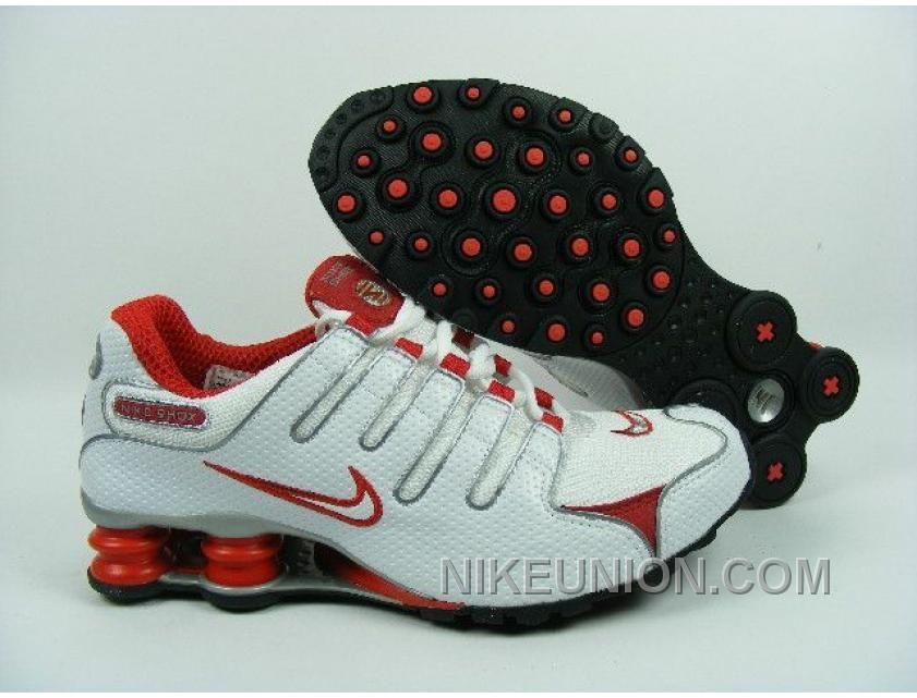 2a995fd0607 http   www.nikeunion.com nike-shox-nz-white-red-lace-silver ...