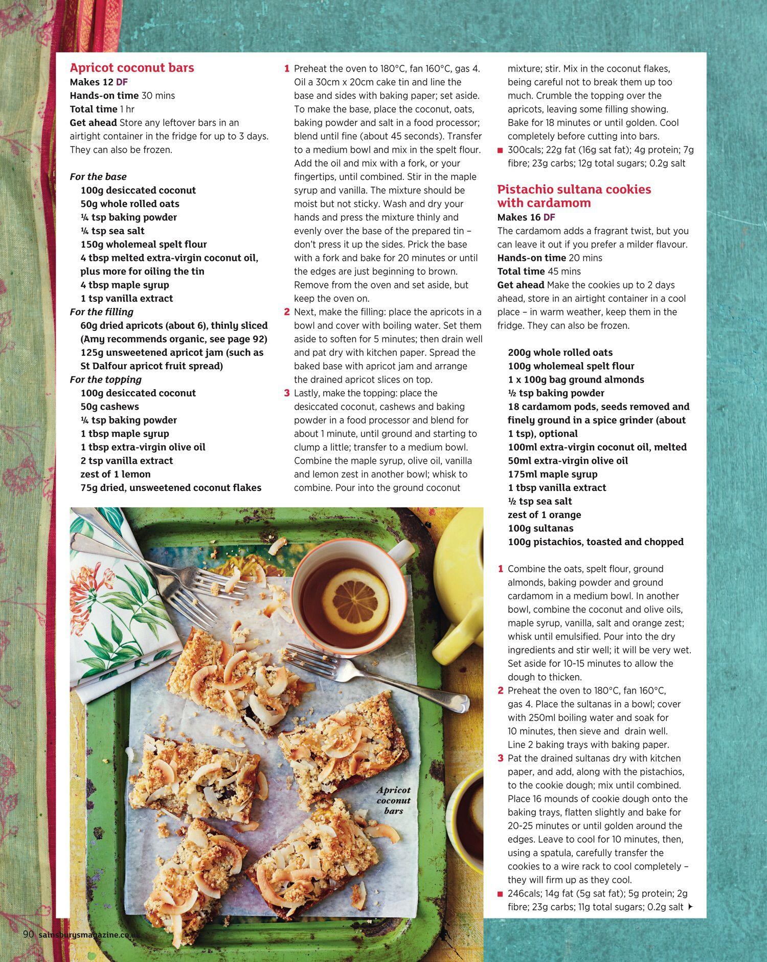 page 90 of sainsbury's magazine  summer 2015  coconut