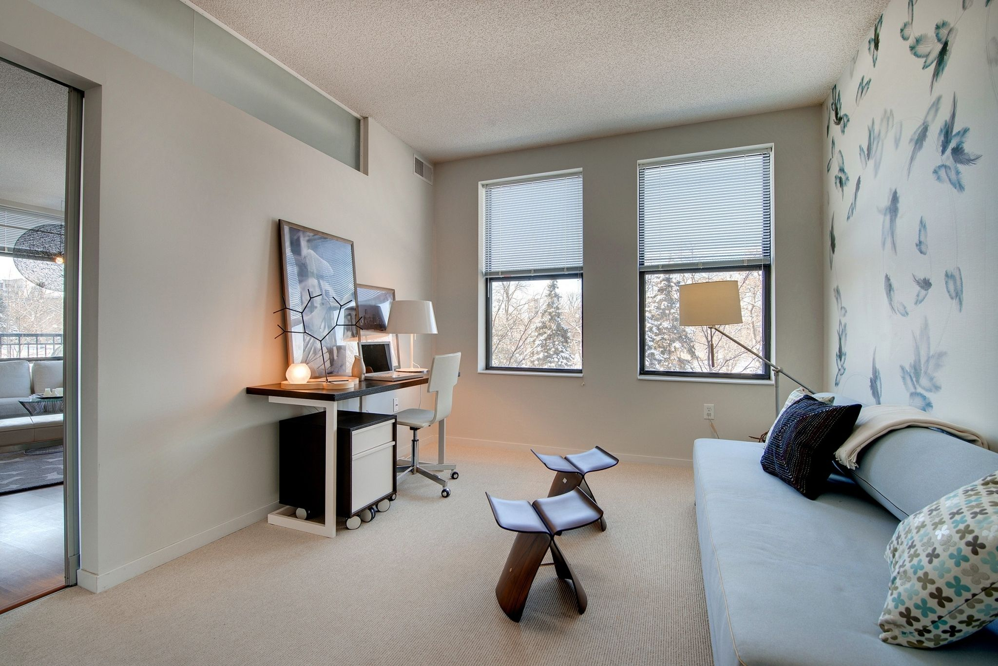 Apartments for rent in downtown Minneapolis with large