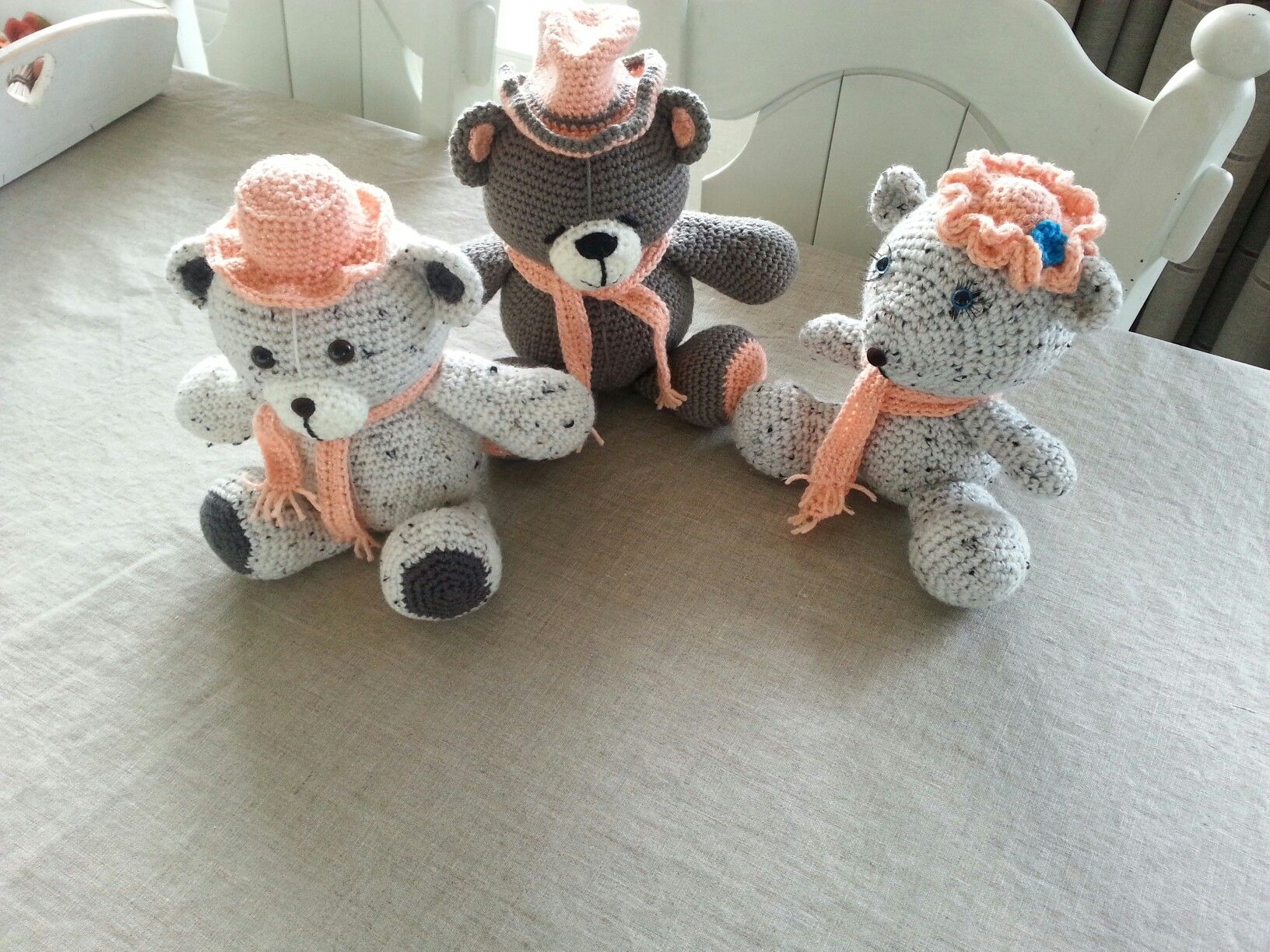De beren familie