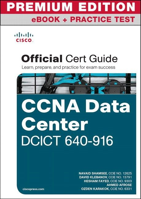 Ccna Data Center Ebook