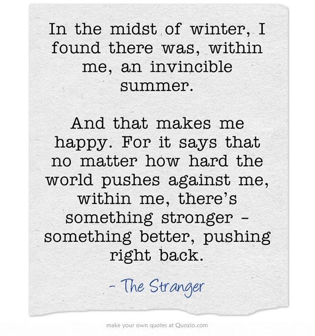 The Stranger By Albert Camus Truth Inspirations Quotes Mesmerizing The Stranger Quotes