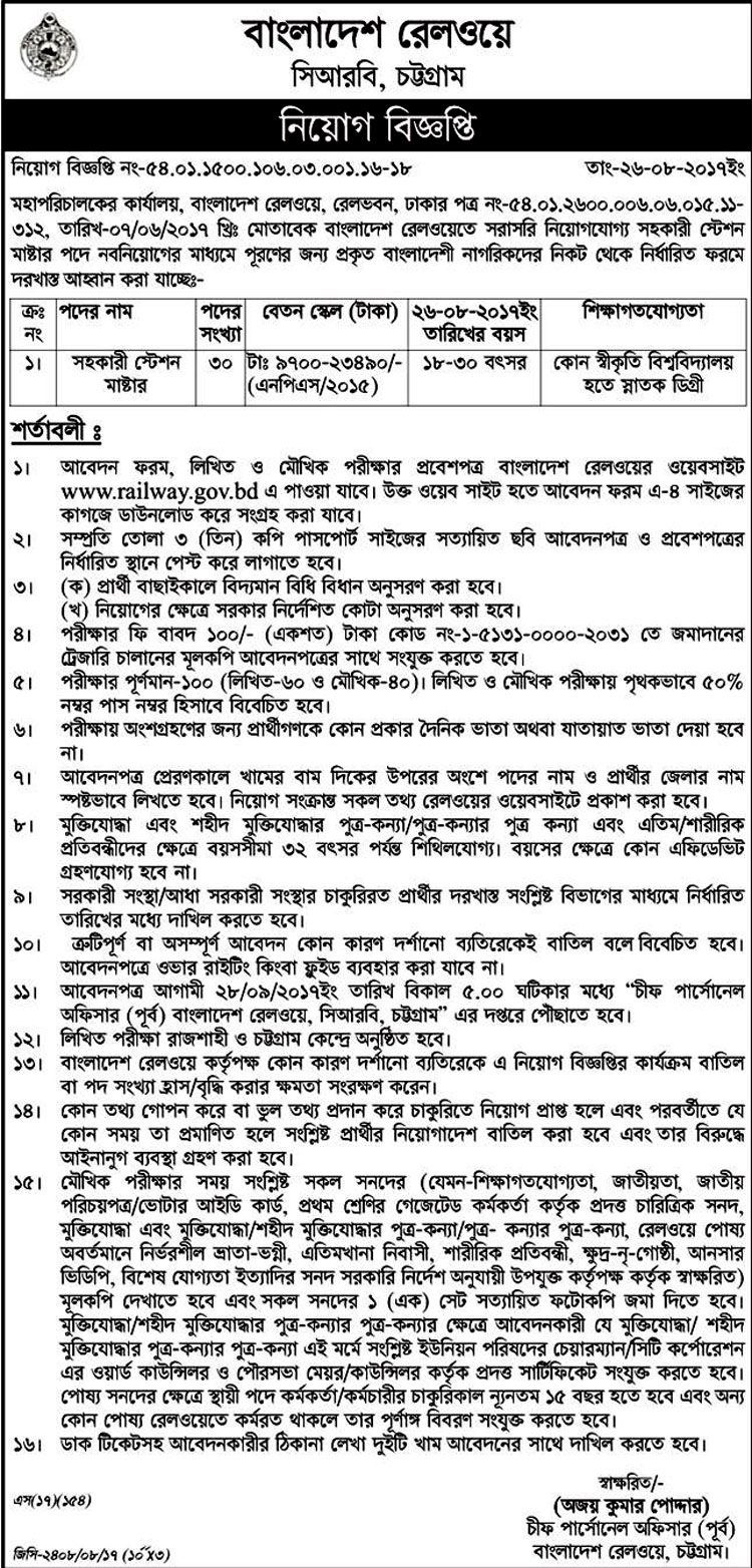 Pin by career resources bangladesh on govt job bangladesh bangladesh railway circular for jobs seeker is a government job circular in chittagong job application form admit card written exam result info falaconquin