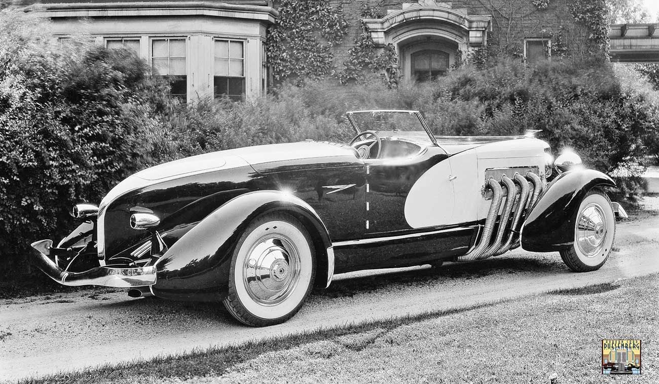 Outstanding Auburn And Duesenberg Speedster Designs The