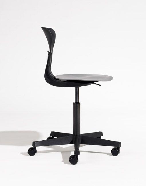 Silla giratoria con ruedas DIHWEB - La tienda de muebles online ...