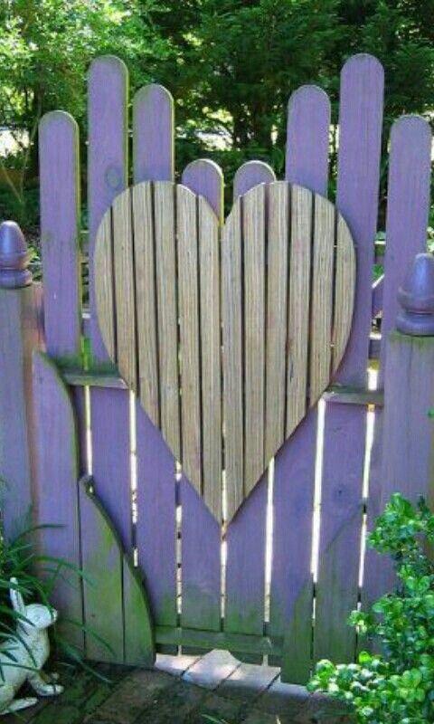 Del jardín con corazón