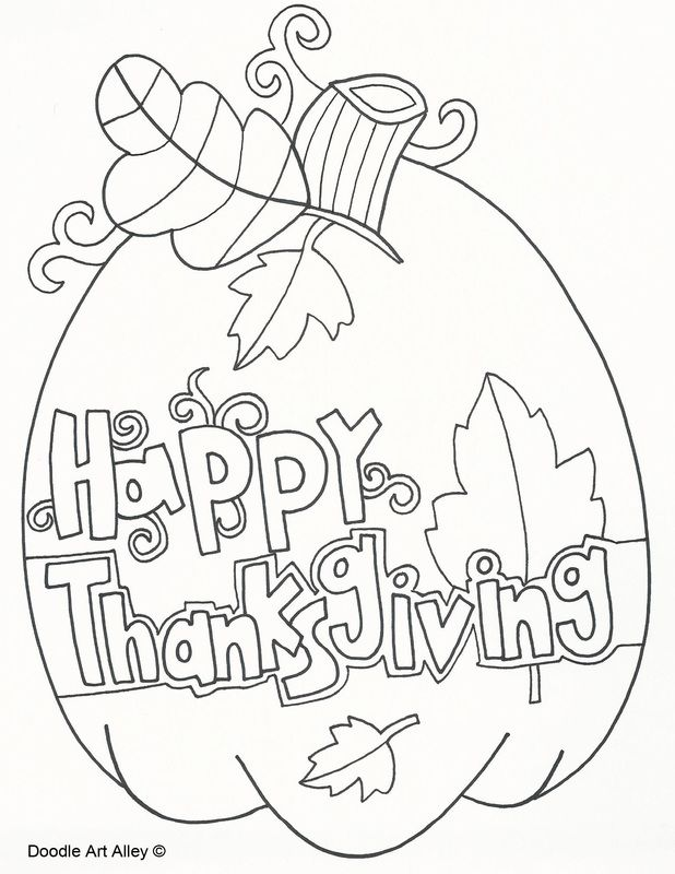 thanksgiving coloring pages and themes - photo#5