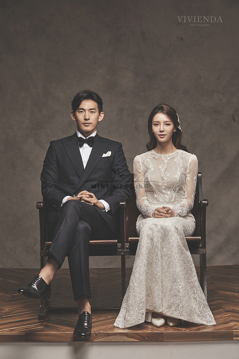 Vivienda Korean Prewedding Photoshoot Sample - PRE WEDDING