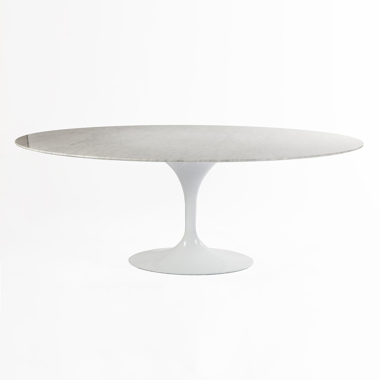 Marble Tulip Dining Table - 79