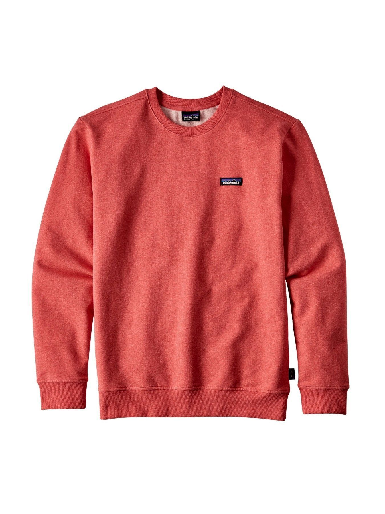 Patagonia Men S P 6 Label Midweight Crew Sweatshirt Custom Corporate Orders Only Minimum Order 10 Units Mens Sweatshirts Hoodie Mens Sweatshirts Sweatshirts [ 1800 x 1350 Pixel ]