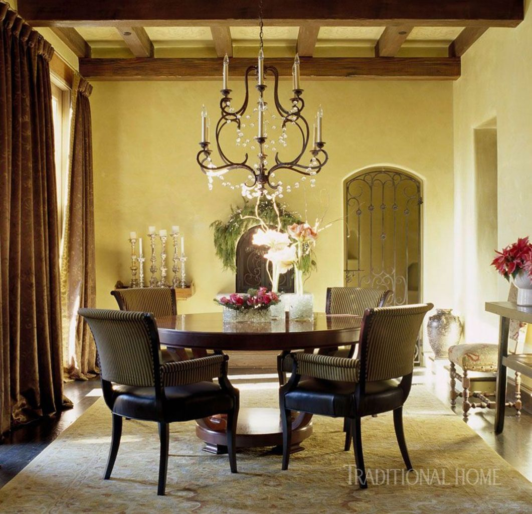 28 Vintage Dining Room Chandeliers, Traditional Chandeliers For Dining Rooms