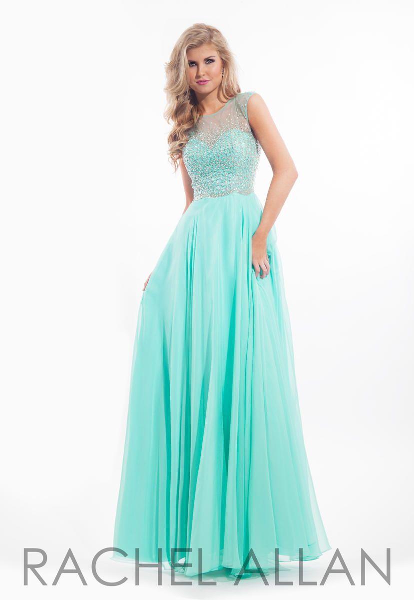 Rachel Allan Prom 6924 Rachel ALLAN Long Prom Plus Size ...