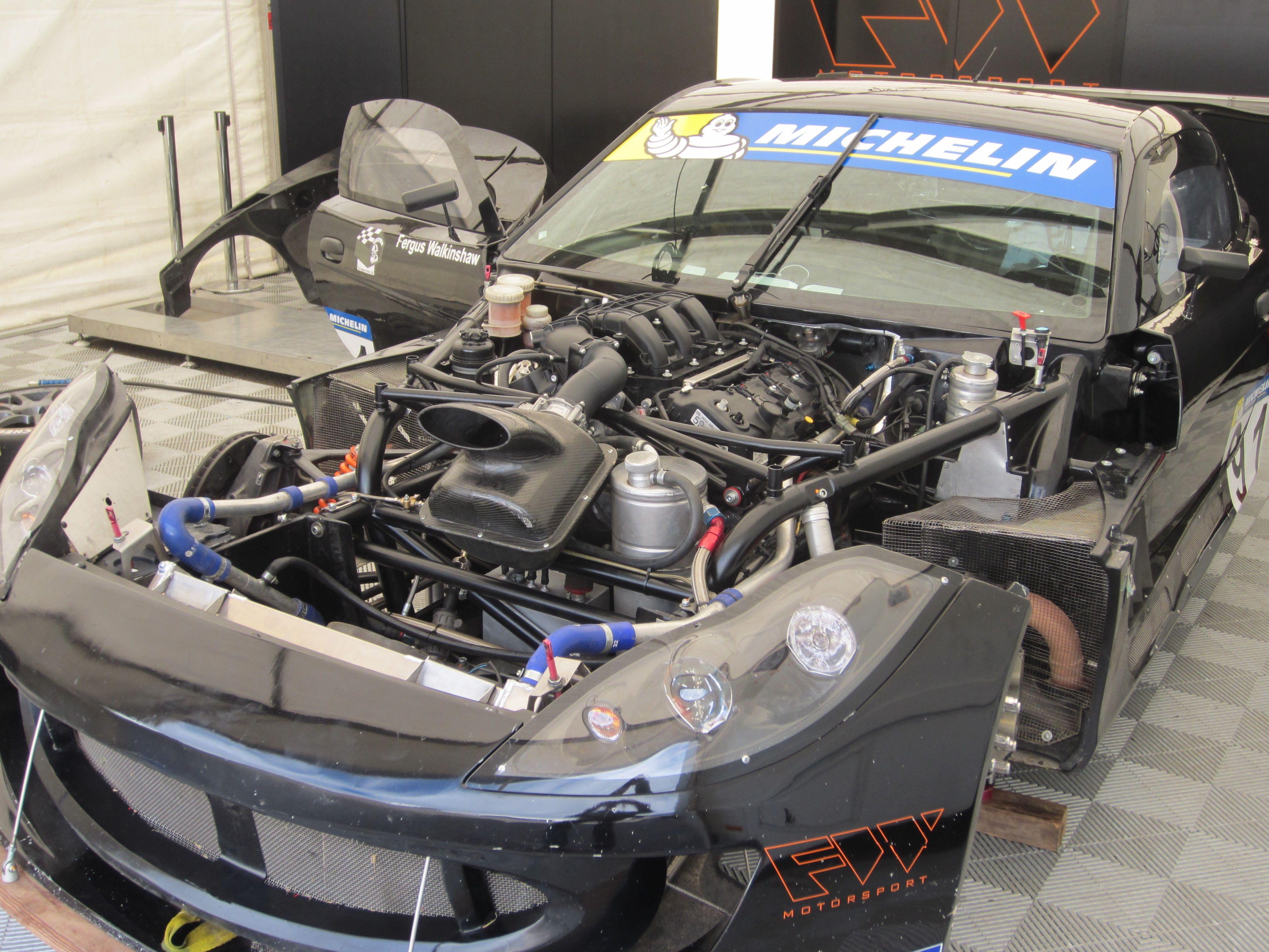 A B B E D Ce Ae F on Ford V6 Performance Crate Engines