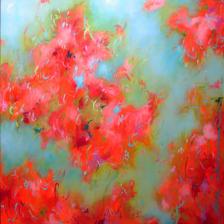 Etsy Art Elena Abstract Painting Original Palette Knife Huge Large Art Xxl