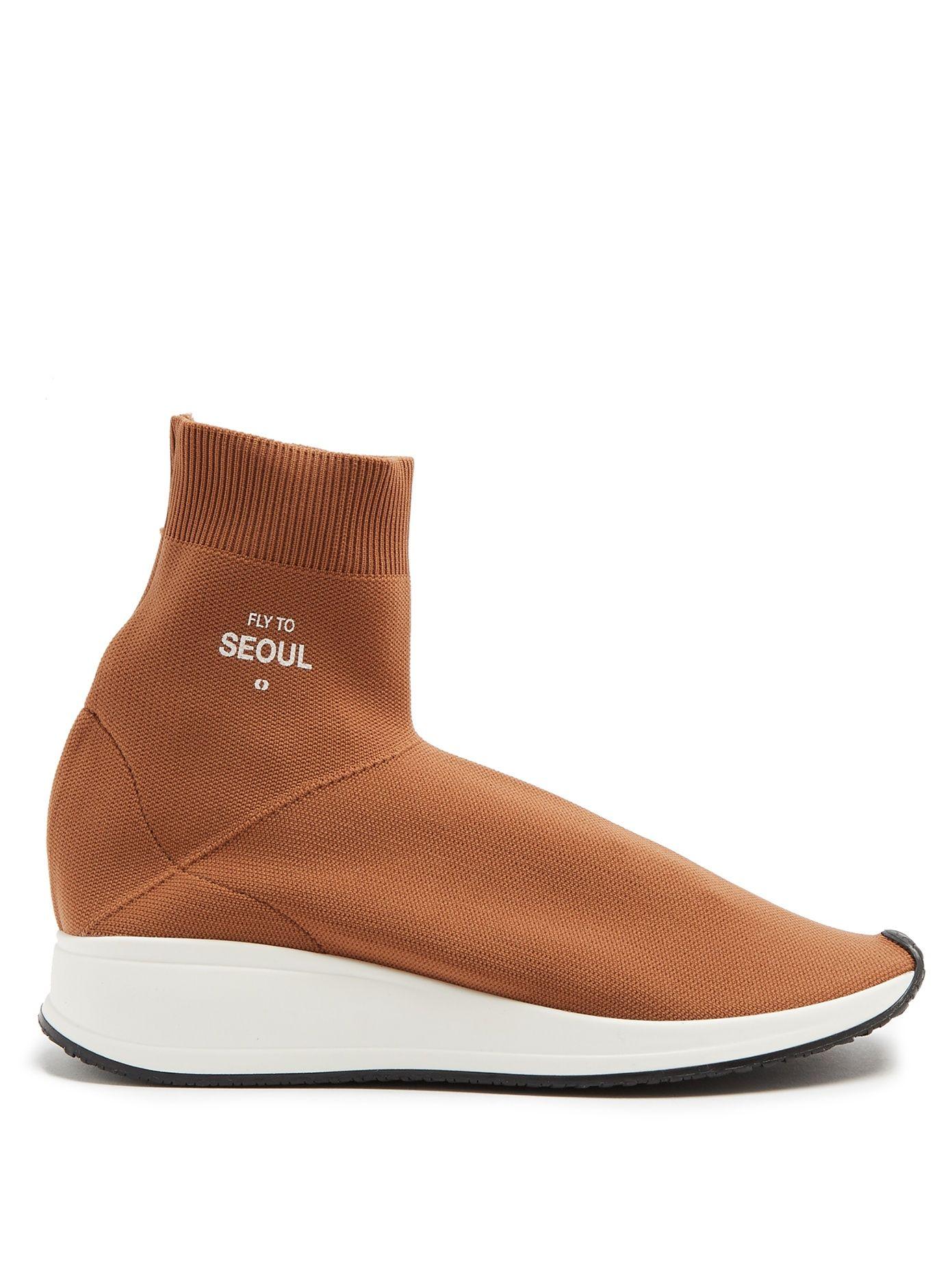 b37c96751cc1 Seoul high-top sock trainers