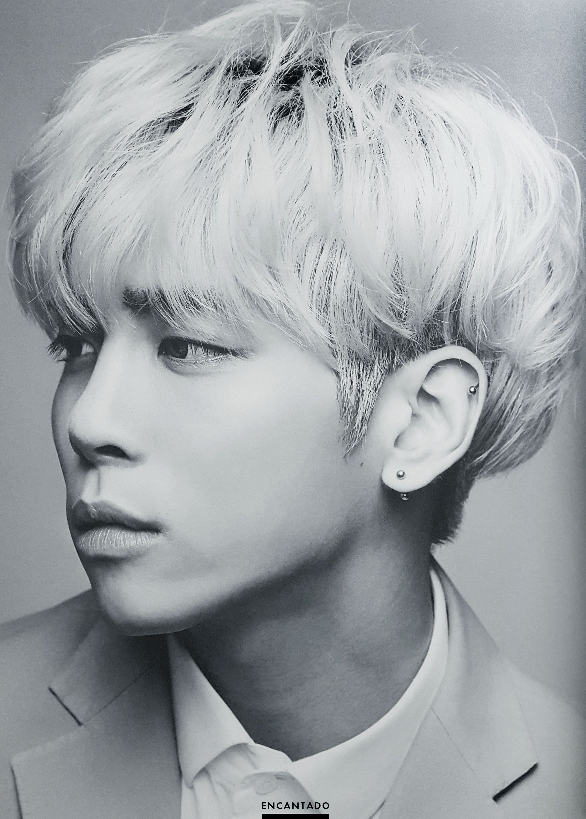 Jonghyun | Oh! Boy August Issue '16