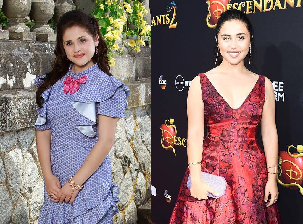 Brenna D Amico As Jane From Descendants Stars In And Out Of