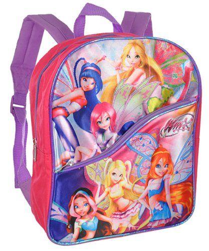 Winx Club Girls School Backpack  5719e64d348d8