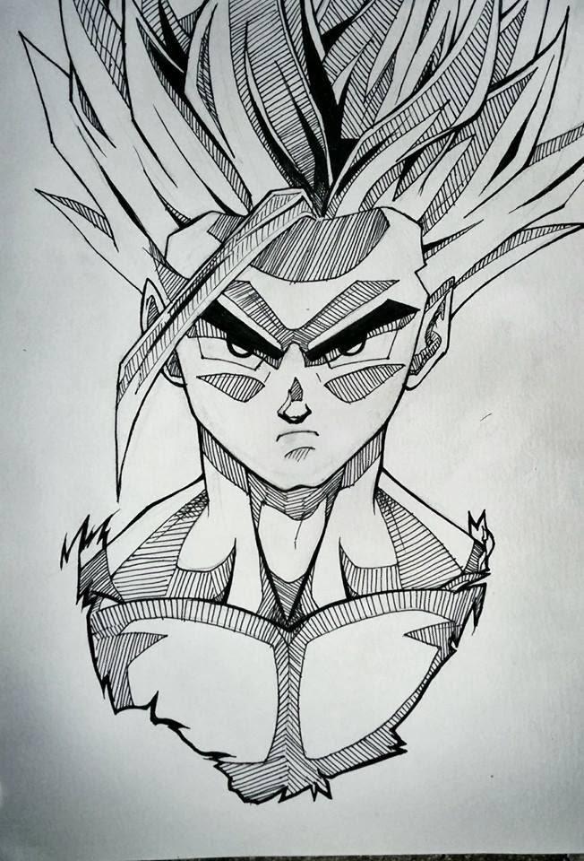 Dragon-ball-z-sketches-5-dragon-ball-z-pencil-drawings-652-x-960.jpg (652u00d7960) | Birthdays ...