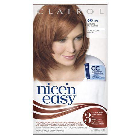 Nice N Easy Clairol Nice N Easy Hair Colour 1 Kit Light
