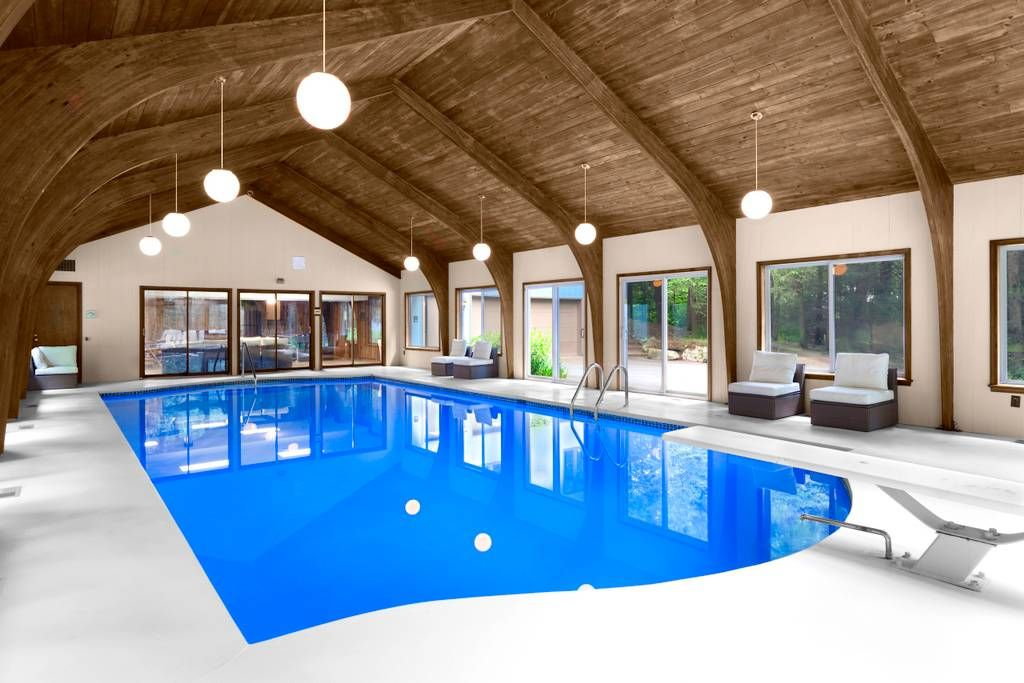 Marvelous Luxury Estate With Private Heated Indoor Pool   Vacation Homes For Rent In  Henryville, Pennsylvania, United States