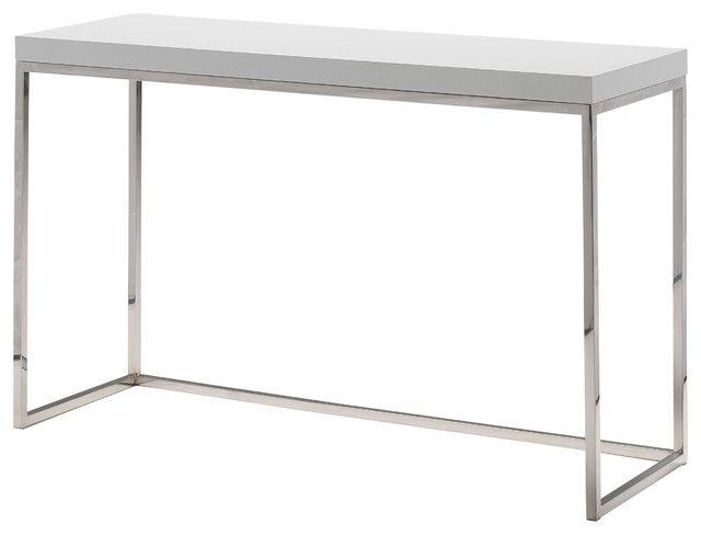 High Console Table White Sofa Table Console Table Sofa Table