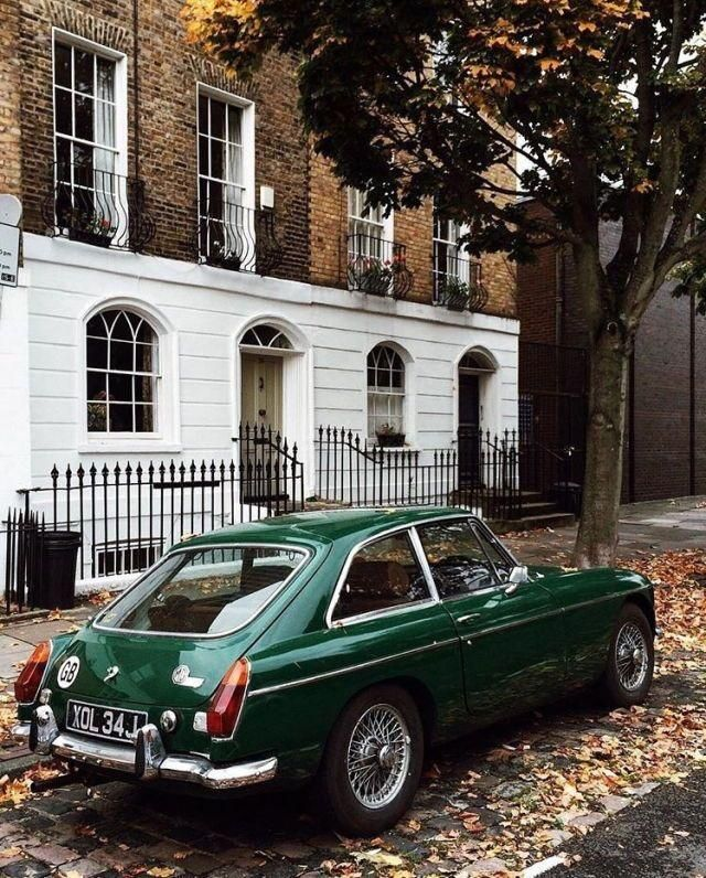 Green Classic MG