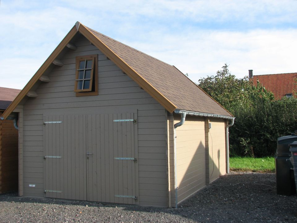 Best Mr Peacock S Steep Roof Cottage Garage 3 95M X 6M Mr 400 x 300