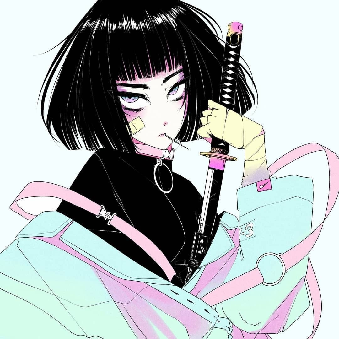 Pin by Isaiah on Aesthetic anime | Art, Aesthetic anime ...