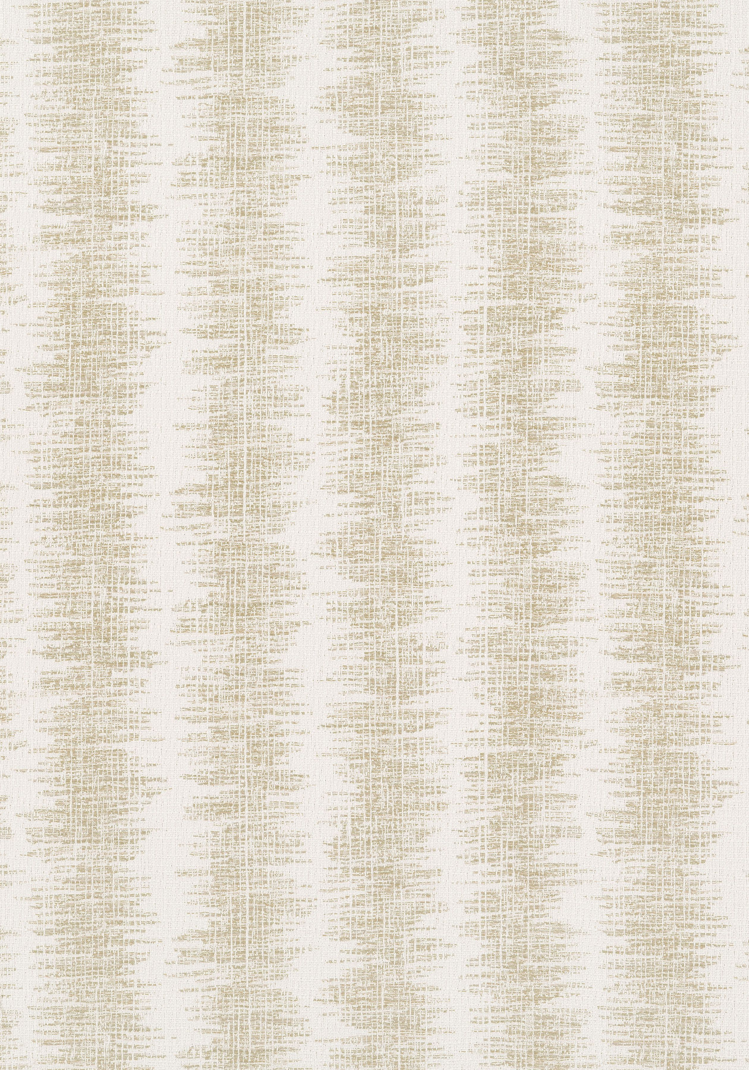 DANUBE IKAT STRIPE, Flax, W80544, Collection Oasis from Thibaut