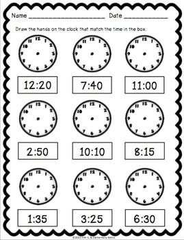 Telling Time Worksheets And Game Time Worksheets 3rd Grade Math Worksheets Telling Time Worksheets