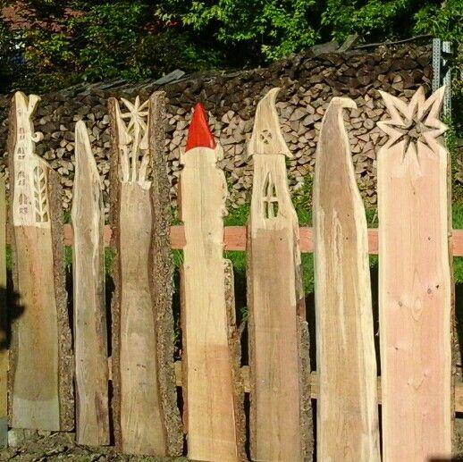 Zaun Holz Mehr Zaune Holz Garten Zaun Ideen Gartenzwerg