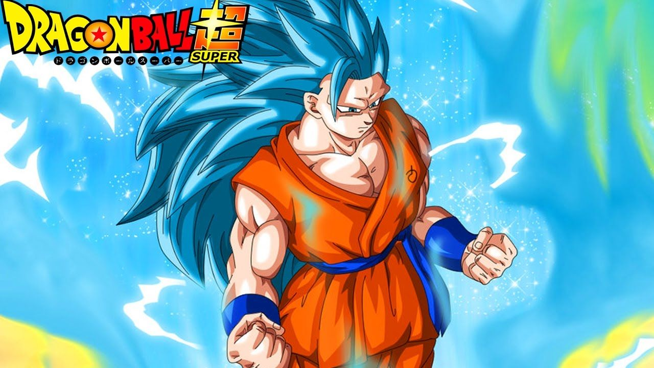 Goku New Form Dragon Ball Super Wallpaper Goku New Form