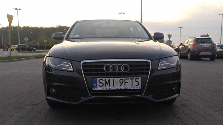Audi #A4 B8 😍 Thanks Amanda! #KandZ