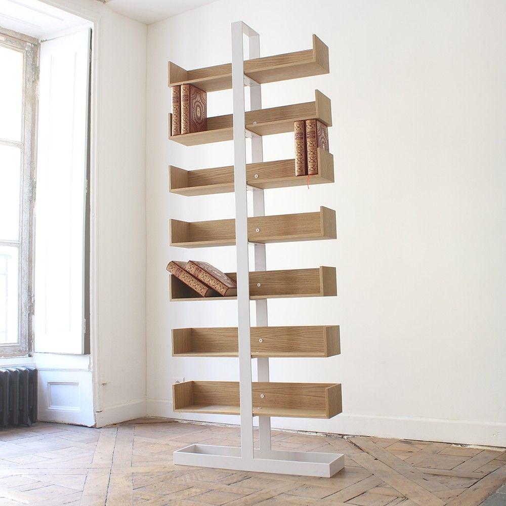 Alex De Rouvray Severin Bookcase | Decoração | Pinterest | Storage