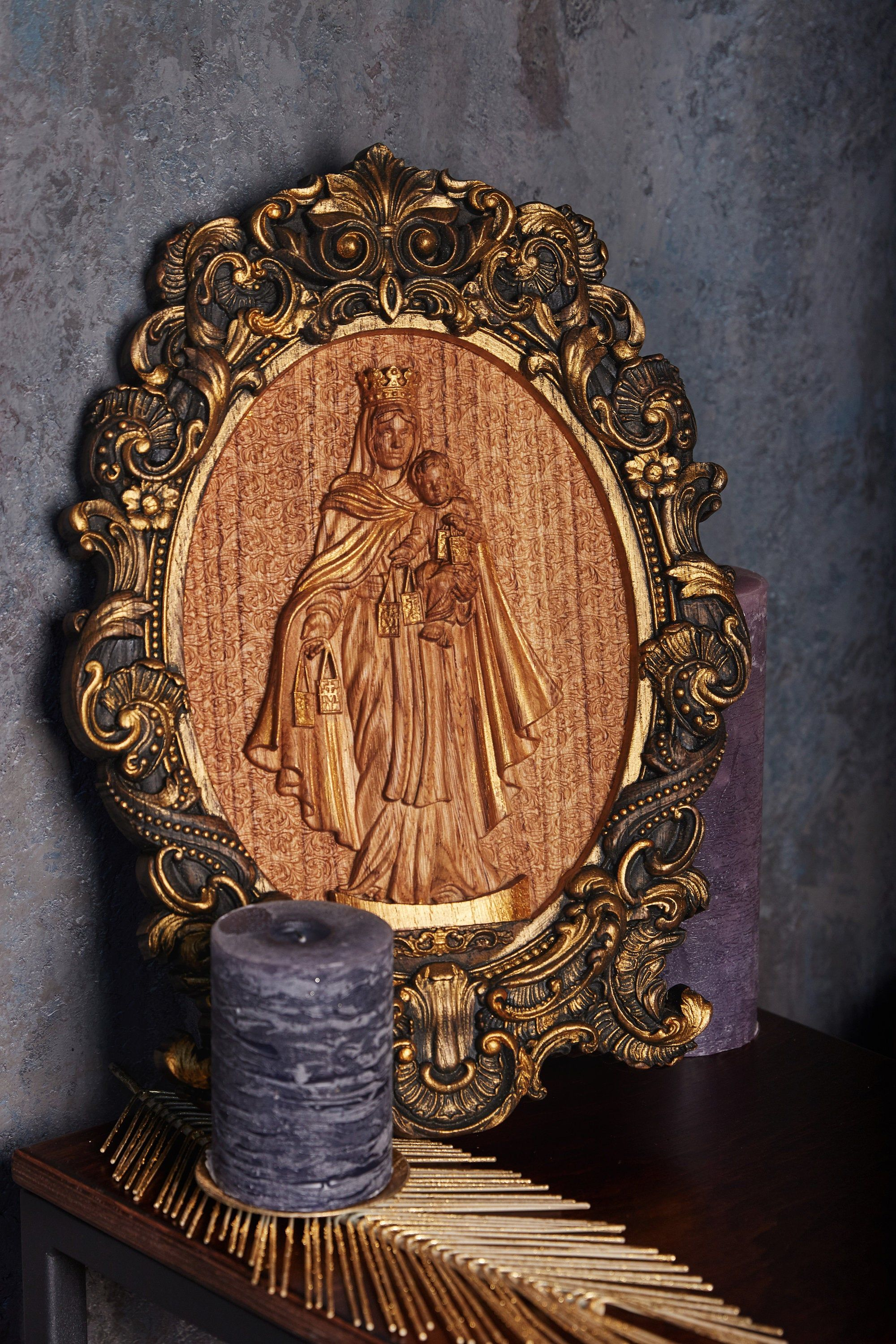 Pin On Wooden Icons