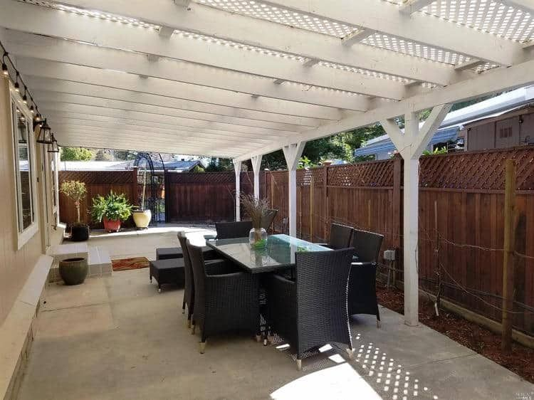 40 Mobile Home Awnings, Carports, And Patio Covers